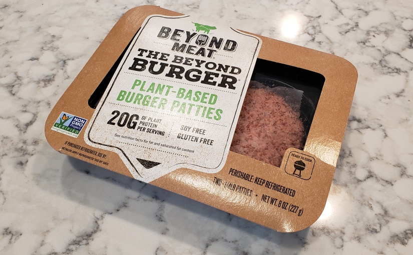 The Beyond Burger!